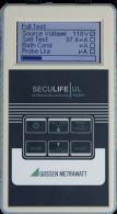 Тестер тока утечки ультразвуковых датчиков SECULIFE UL