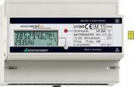 Счетчик активной и реактивной электроэнергии U1281 MID ...U1389 MID