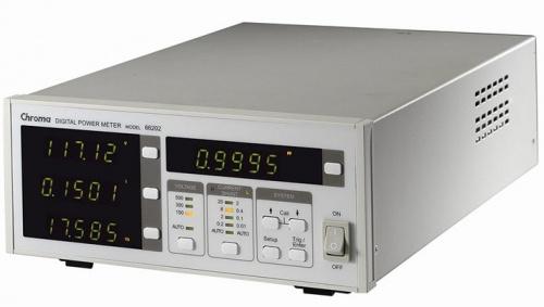 66200 серия цифровых измерителей мощности